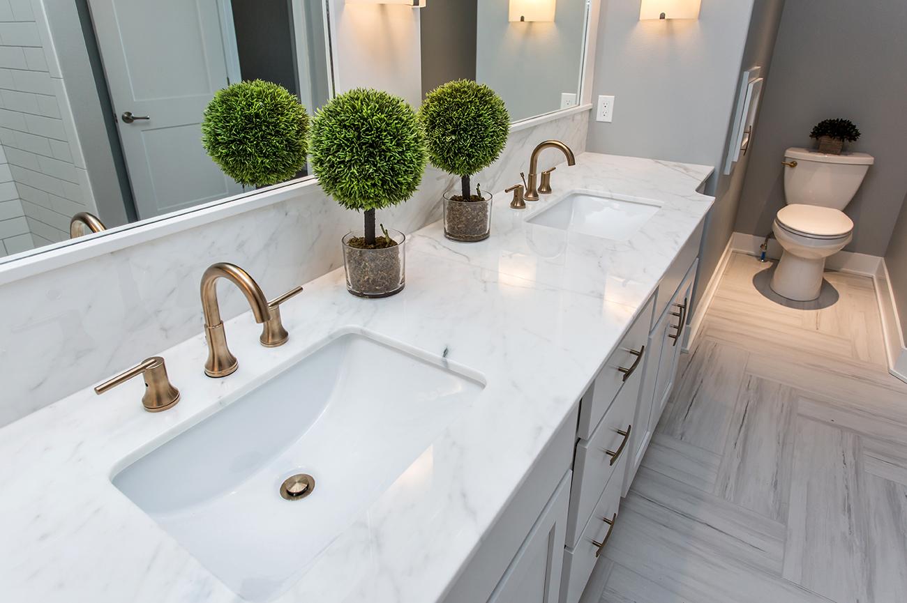 Calcutta Gold Marble Countertops For Bathroom Browse Photos Styles